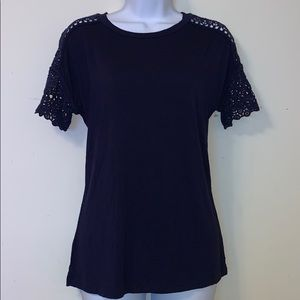 Charming charlie navy blue size small